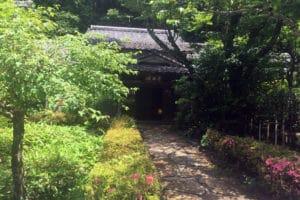 京都・京都市『摘草料理 美山荘(みやまそう)』懐石・会席