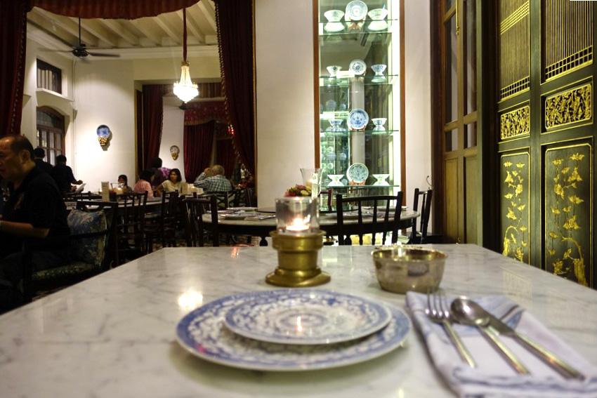 マレーシア・ペナン『ケバヤ ダイニングルーム(Kebaya Dining Room)』モダンマレー料理