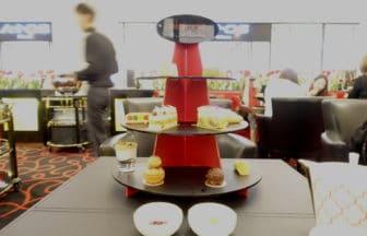 中国・上海『サロン・ド・テ ジョエル・ロブション(Salon de The, Joel Robuchon Shanghai)』カフェ