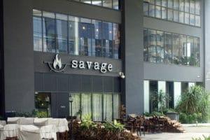 Manila-Savage