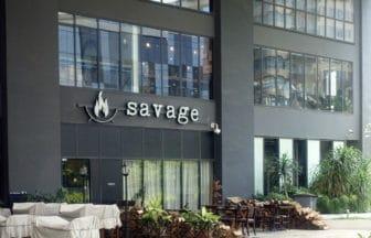 フィリピン・マニラ『サベージ(Savage)』グリル