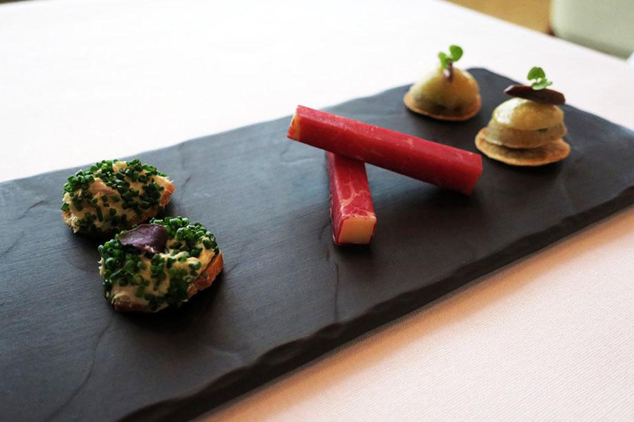 シンガポール『Les Amis(レザミ)』モダン・フランス料理