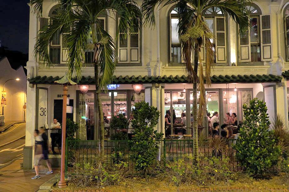 シンガポール『Tippling Club(ティップリング・クラブ)』モダン、グローバル・アヴァンギャルド