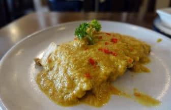 シンガポール『ブルージンジャー(The Blue Ginger)』プラナカン料理