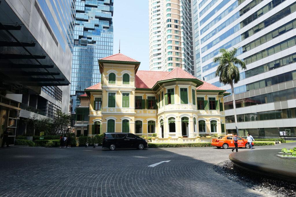 タイ・バンコク『THE HOUSE ON SATHORN(ザ・ハウス・オン・サトーン)』イノベーティブ・アジアン ☆