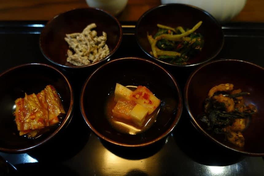 韓国・ソウル『鉢孟供養(パルコンヤン/BALWOO GONGYANG)』 韓国精進料理