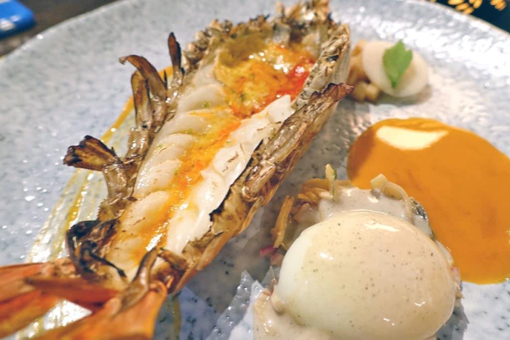 タイ・バンコク『Le Du(ル ドゥー)』コンテンポラリー・タイ料理