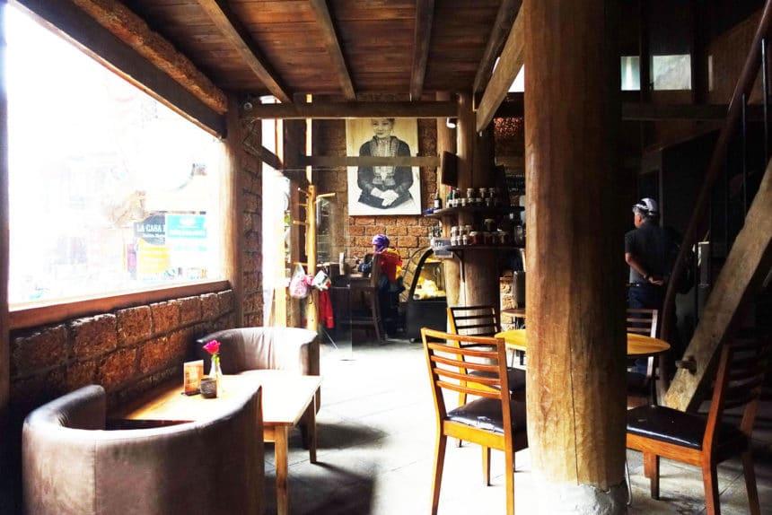 ベトナム・サパ『The Hill Station Deli & Boutique(ヒルステーション・デリ&ブティック)』カフェ・バー|Foodies Asia