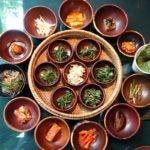 韓国・ソウル『山村/Sanchon(サンチョン)』韓国精進料理 ☆