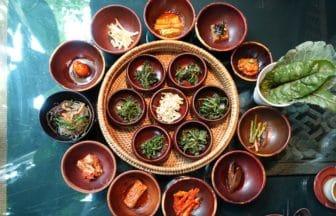 韓国・ソウル『山村/Sanchon(サンチョン)』韓国精進料理