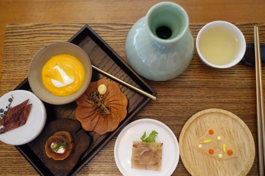 韓国・ソウル『KWON SOOK SOO(クォンスクス)』 韓国料理