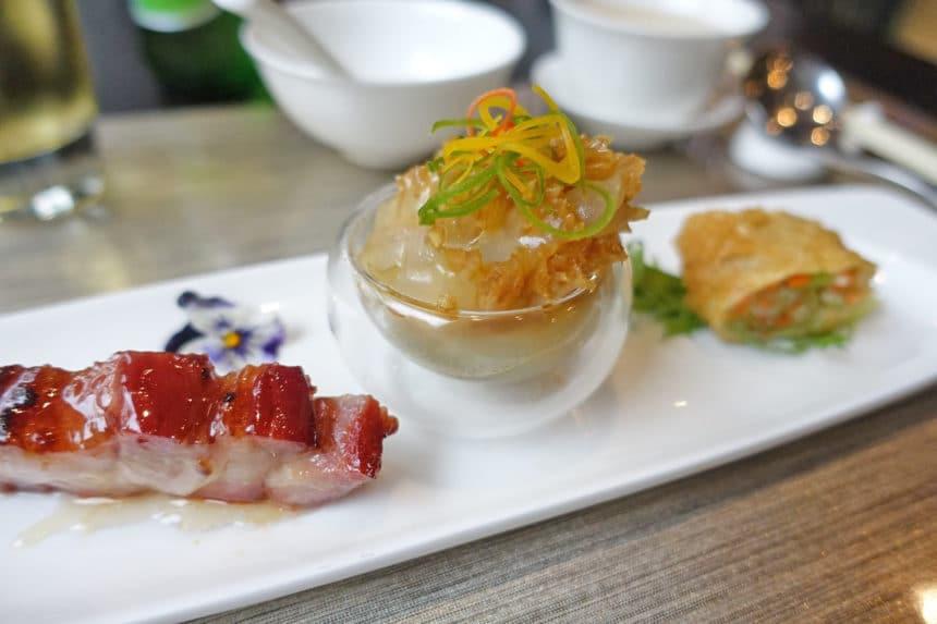 中国・上海『喜粤8号/CANTON 8』広東料理
