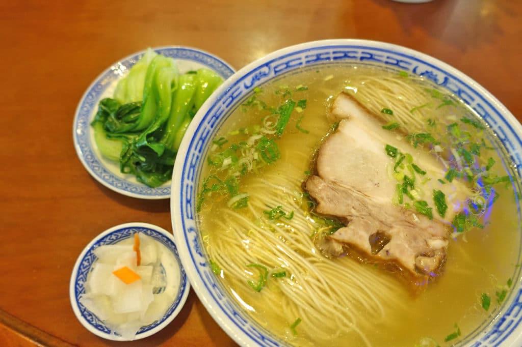 蘇州麺『同得興』