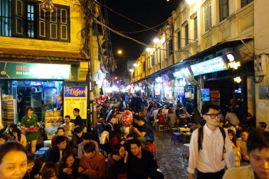 ベトナム・ハノイの厳選グルメ、レストラン