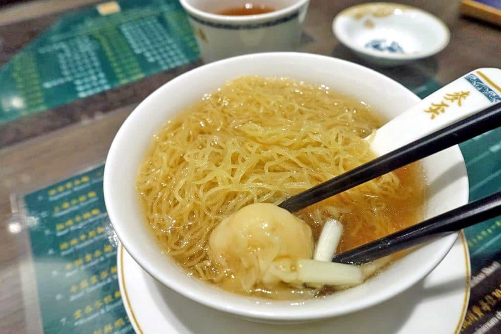 Hongkong-Mak Man Kee Noodle Shop