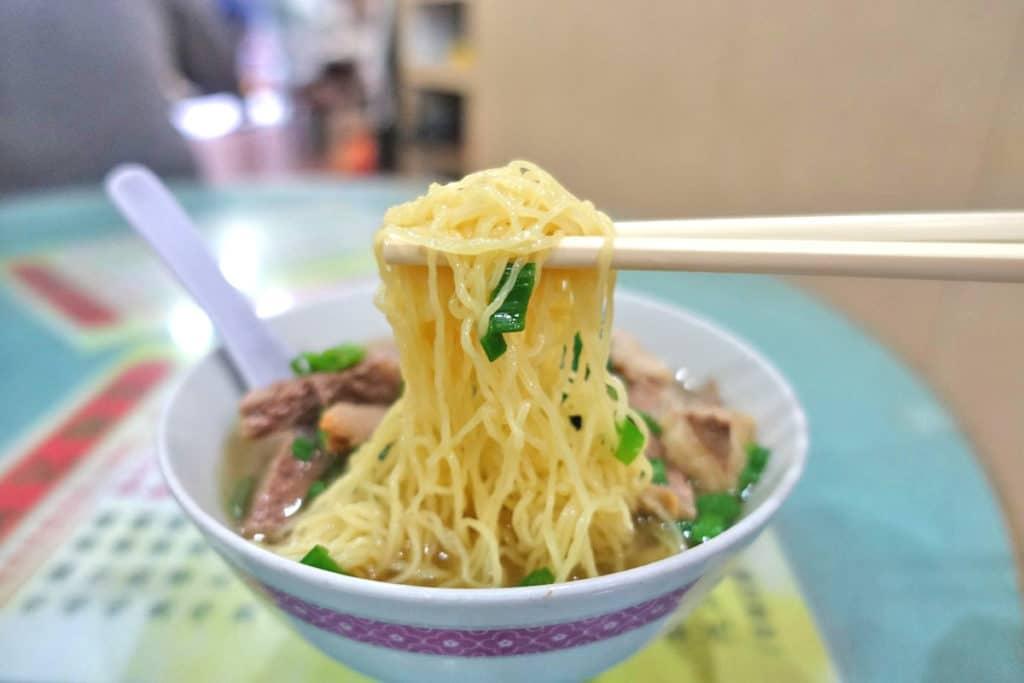 『英記麵家/Eng Kee Noodle Shop』@西環