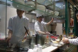 『麥文記麺家 Mak Man Kee Noodle Shop』