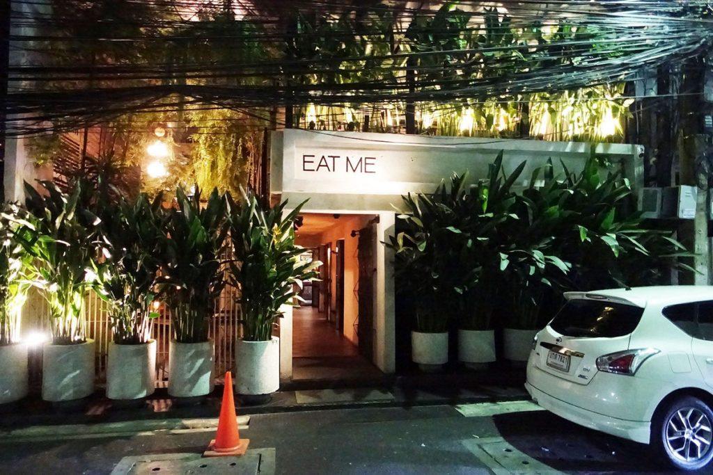 タイ・バンコク『EAT ME(イート・ミー)』モダン・インターナショナル