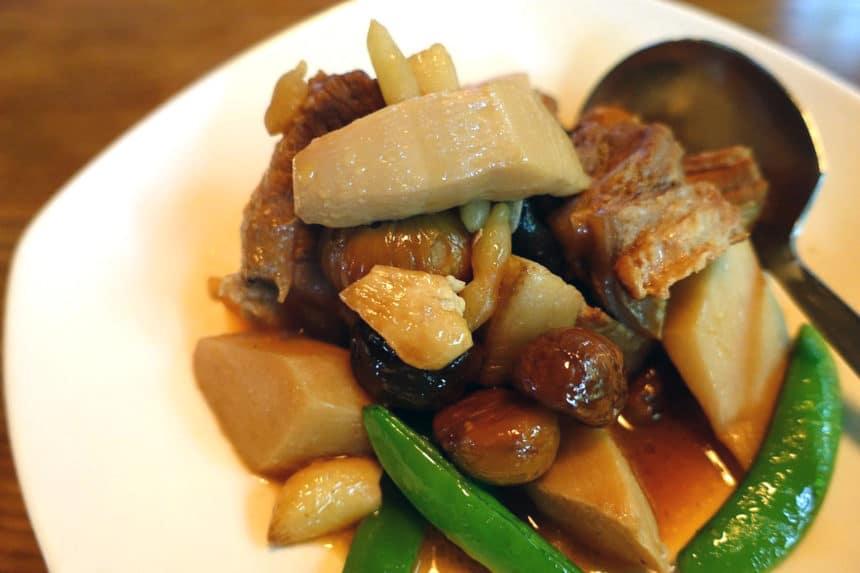 台湾・台北『四知堂(si zhi tang)』新台湾料理