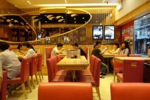 Hongkong-Trusty Congee King