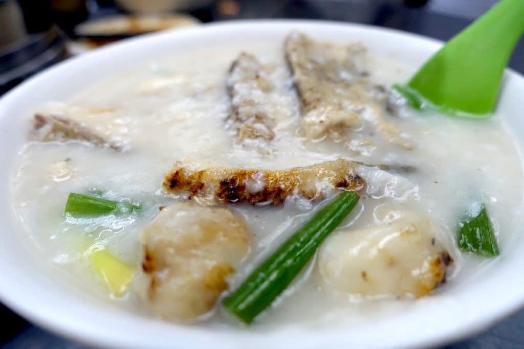 Hongkong-Delicious Congee