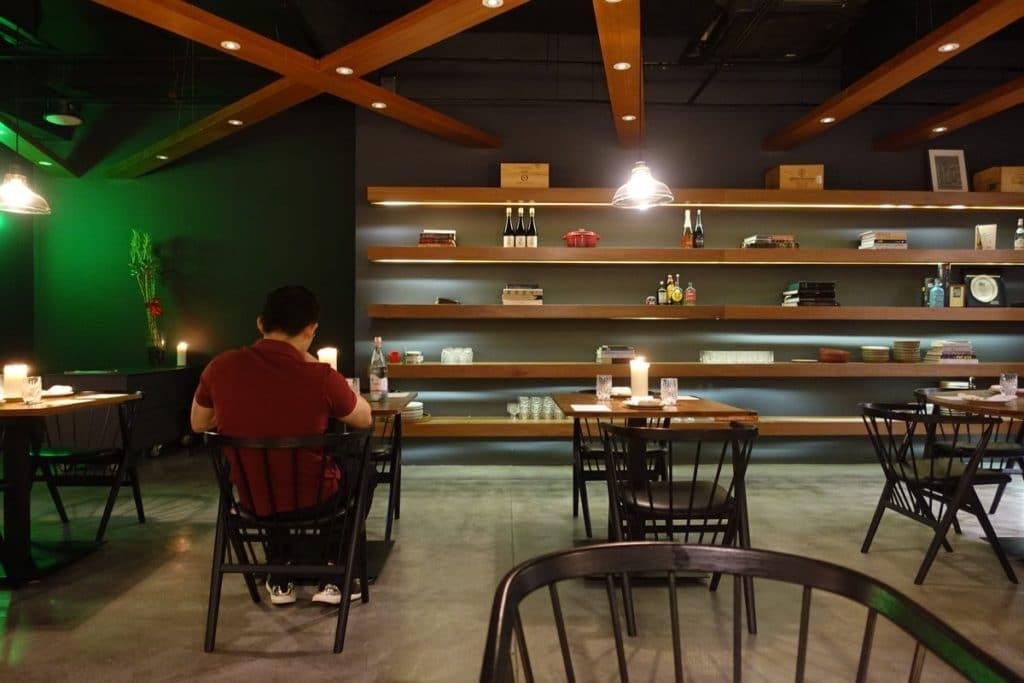 マレーシア・クアラルンプール『Sitka Studio(シトカ スタジオ)』欧州フュージョン料理