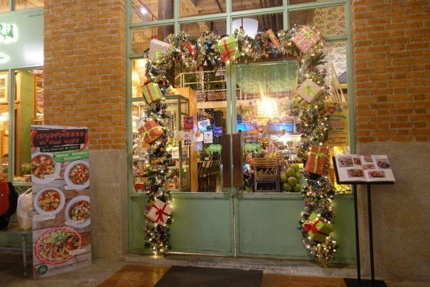タイ・チェンマイ『ジンジャーファームキッチン (Ginger Farm Kitchen)』タイ北部料理