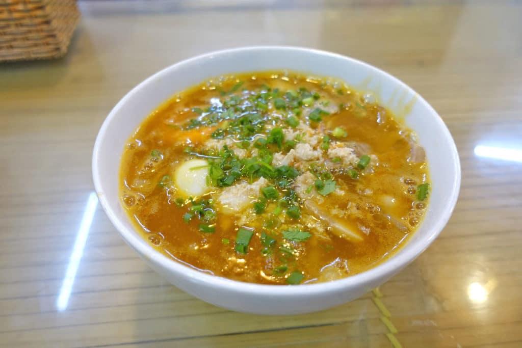 ハノイ『Quán Út Còi Bánh Canh Ghẹ』