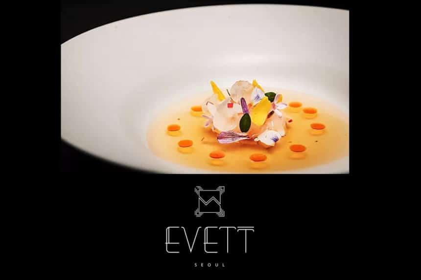 韓国・ソウル『Evett(エヴェット)』Innovative
