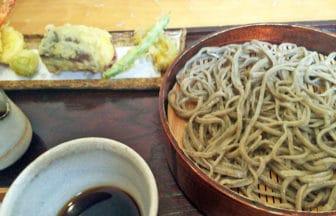 長野・伊那大島『そば打ち にっぱち庵』蕎麦