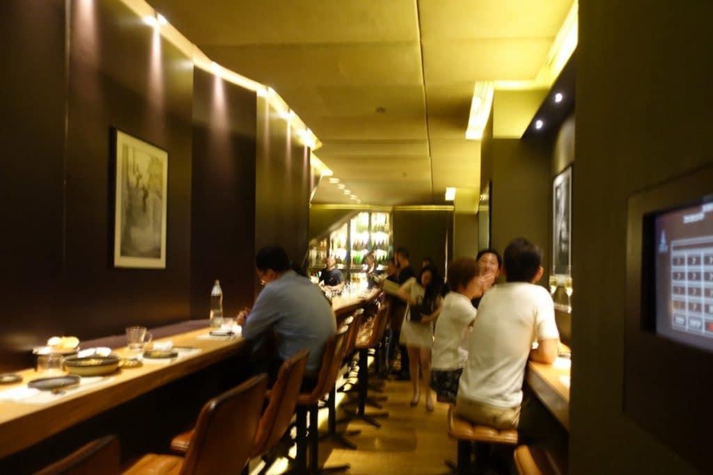 香港『ローニン(RONIN)』和食