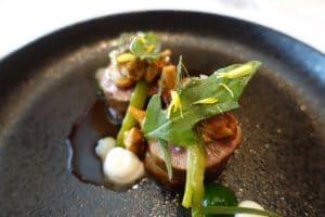 香港『AMBER(アンバー)』クラシックフランス料理