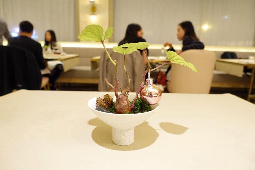 香港『テイト ダイニングルーム&バー(Tate Dining Room & Bar)』イノベーティブ