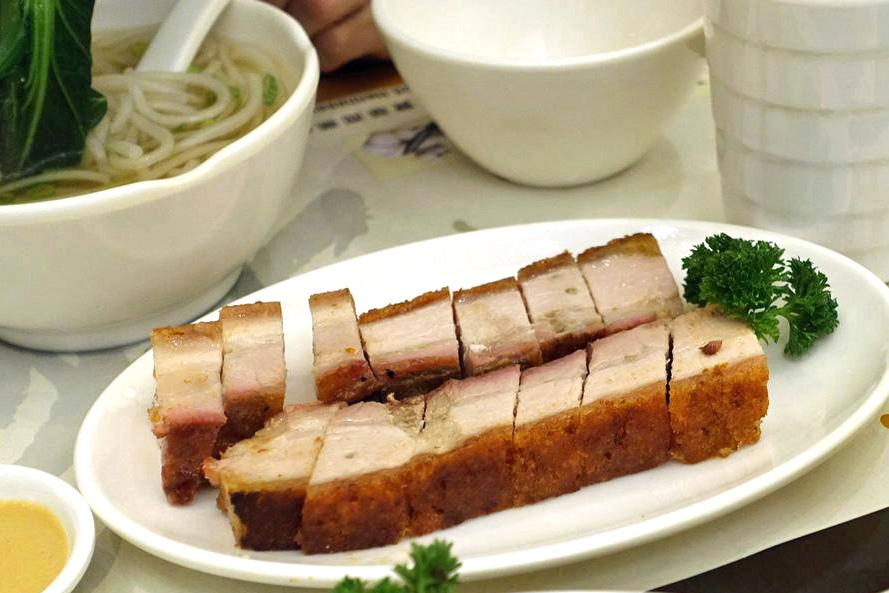 香港『甘牌焼鵝/Kam's Roast Goose(カムズ・ローストグース)』香港式焼物 ☆