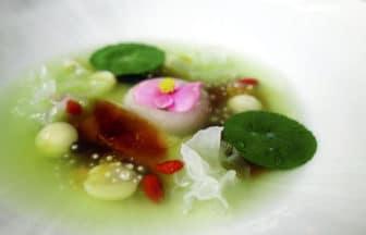台湾・台中『ル・ムー(Le Moût/楽沐法式餐庁)』モダンフランス料理