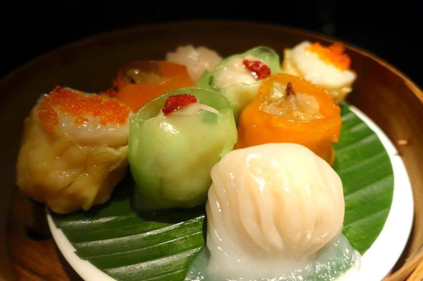 中国・上海『ハッカサン(HAKKASAN)』モダン広東料理
