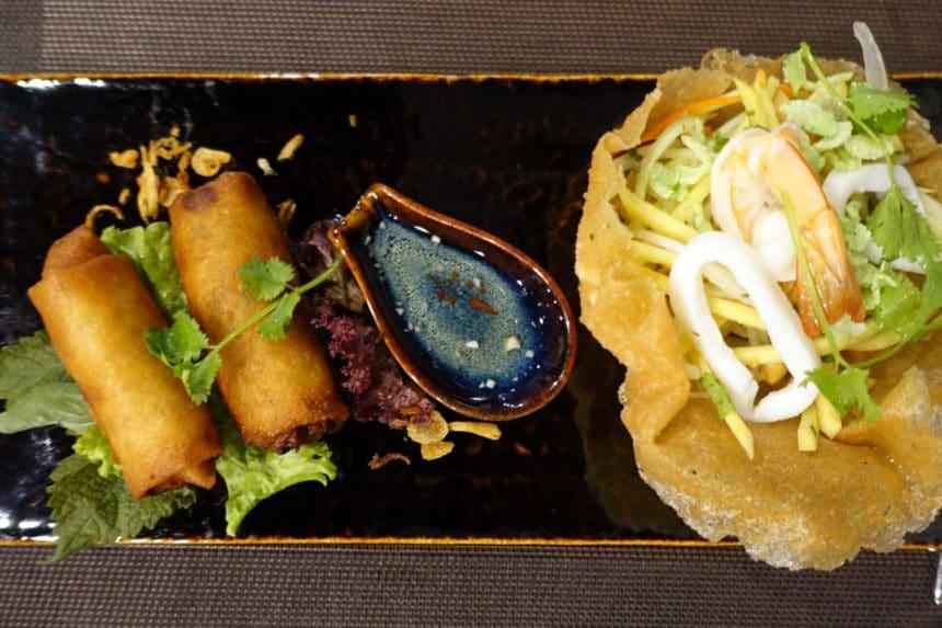 ベトナム・ホーチミン『ズオンズ レストラン(DUONG'S RESTAURANT DONG DU)』モダンベトナム料理