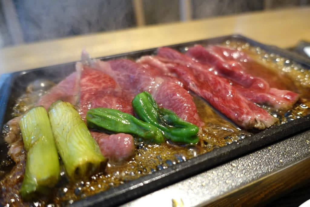 成田空港「焼肉食堂やんま」