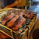 バリ島ウブド『Batubara -Argentinian Grillery-(バツバラ)』ステーキ ☆
