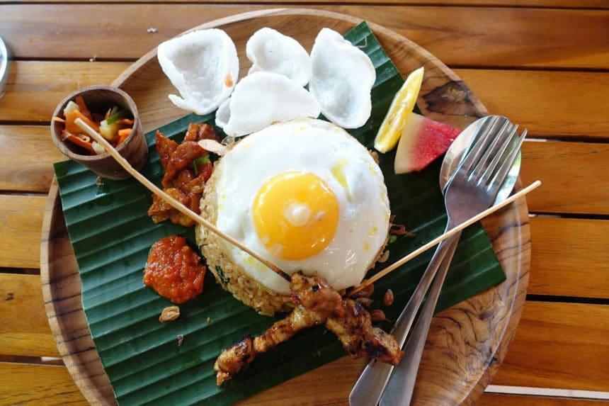 バリ島ウブド『バリニーズ・ホーム・クッキング(Balinese Home Cocking)』バリ家庭料理