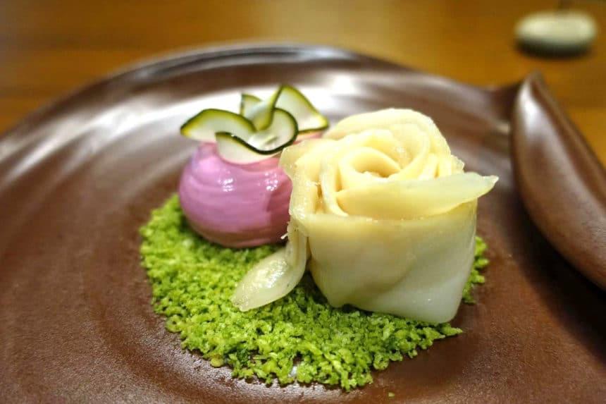 バリ島ジンバラン『Cuca Flavor Restaurant(クカ・フレイバー・レストラン)』イノベーティブ