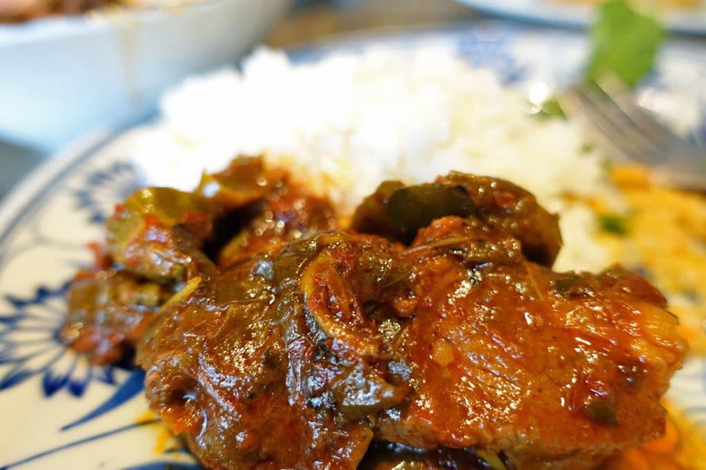 タイ東北部料理『スパンニガ・ダイニング・ルーム』@トンロー