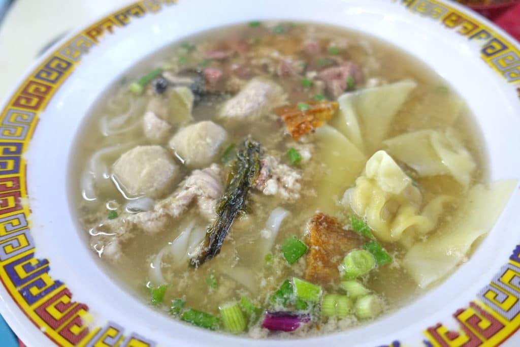 オススメ店②:1つ星『Tai Hwa Pork Noodle』