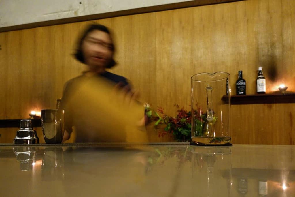 タイ・バンコク『ク・バー(Ku Bar)』カクテルバー