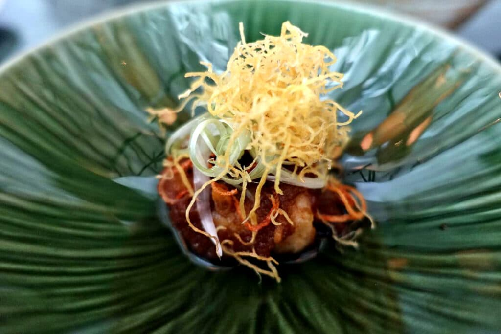 シンガポール『Candlenut(キャンドルナッツ)』プラナカン料理