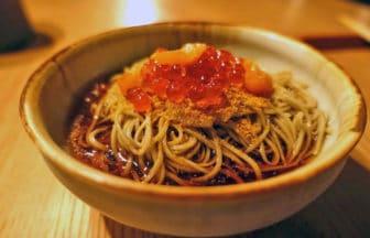 山梨・北杜市(小淵沢)『蕎麦 Hajime(そば はじめ)』蕎麦