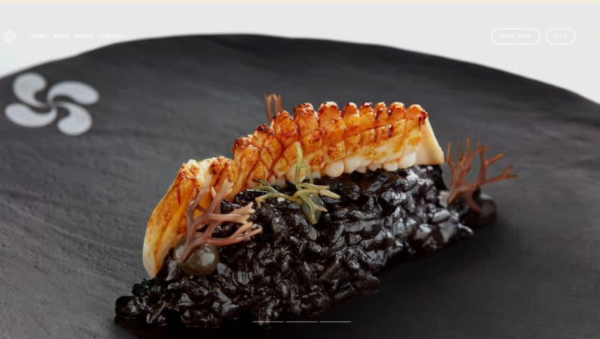 シンガポール『バスクキッチン(Basque Kitchen by Aitor)』コンテンポラリースパニッシュ