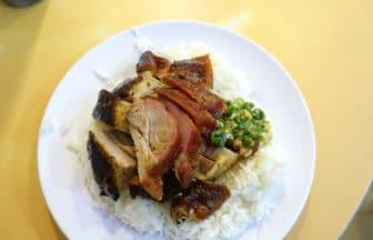 香港のローストご飯(焼味・燒臘)のおすすめ5店