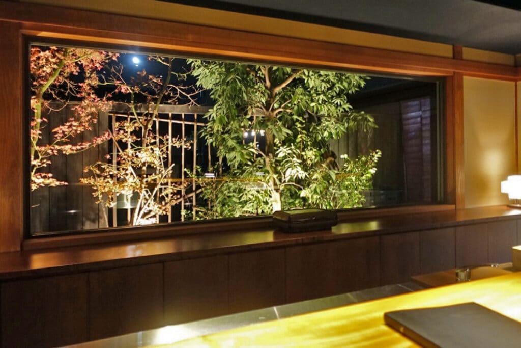 長野・茅野市『和食 から木(からき)』懐石・会席