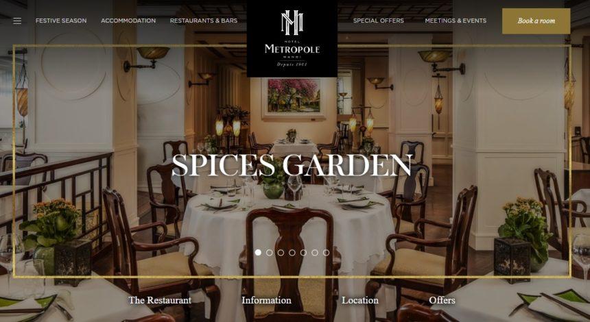 ベトナム・ハノイ『スパイシズ ガーデン(Spices Garden)』ベトナム料理